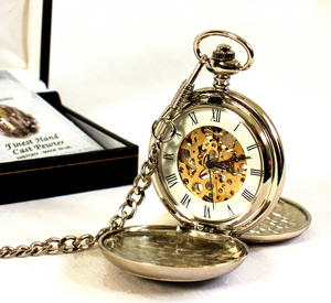 Usher Pocket Watch - Wedding Souvenir Watch Thumbnail 4
