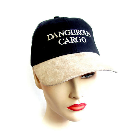 Dangerous Cargo  - Yachting / Boating Peaked Cap