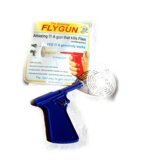 Mosquito - Fly Gun - Blue Thumbnail 1