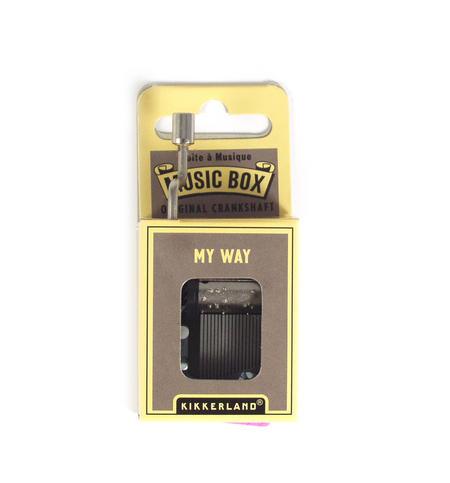My Way - Music Box