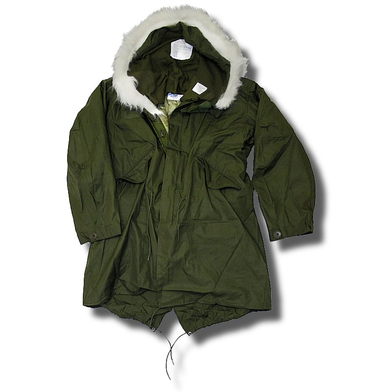 New US Army M65 Fishtail Original Mod Parka Coat | Adaptor Clothing