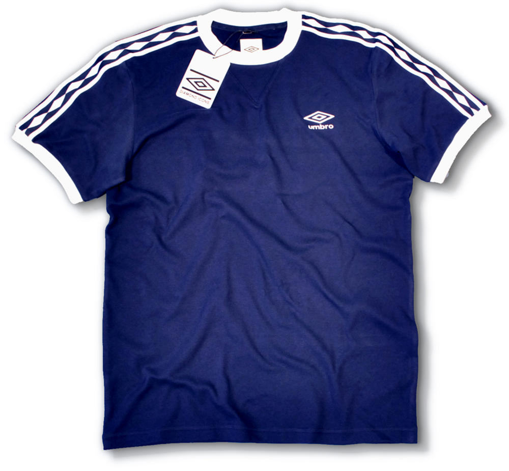 17d032ac Umbro Classics Diamond Icons Ringer T Shirt Gemmill 15 | Adaptor Clothing