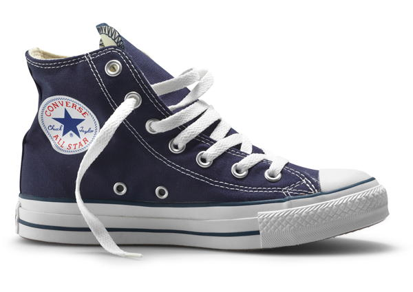 07886cea975fe Converse Chuck Taylor All Star Hi Top Canvas Trainer Boot Navy M9622 UK 11  Thumbnail 1