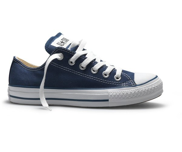 b1480fc43b2 New Converse All Star Chuck Taylor Lo Ox Navy Blue UK 5 | Adaptor ...