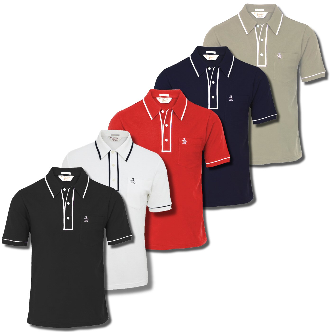 2202c60b Penguin Polo Shirts Philippines For Sale - Cotswold Hire