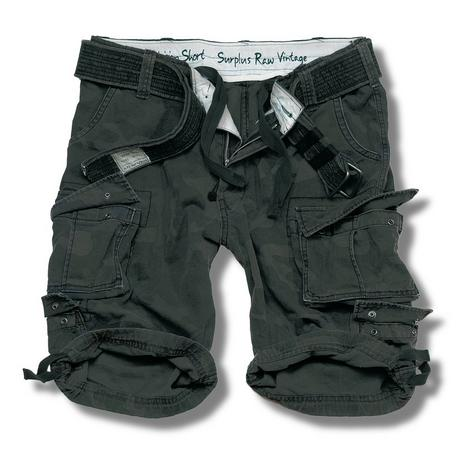 Surplus Raw Vintage Division Belted Cargo Shorts  Thumbnail 3