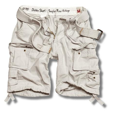 Surplus Raw Vintage Division Belted Cargo Shorts  Thumbnail 4
