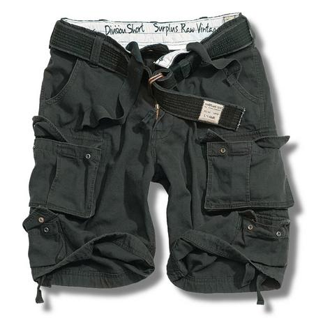 Surplus Raw Vintage Division Belted Cargo Shorts  Thumbnail 6