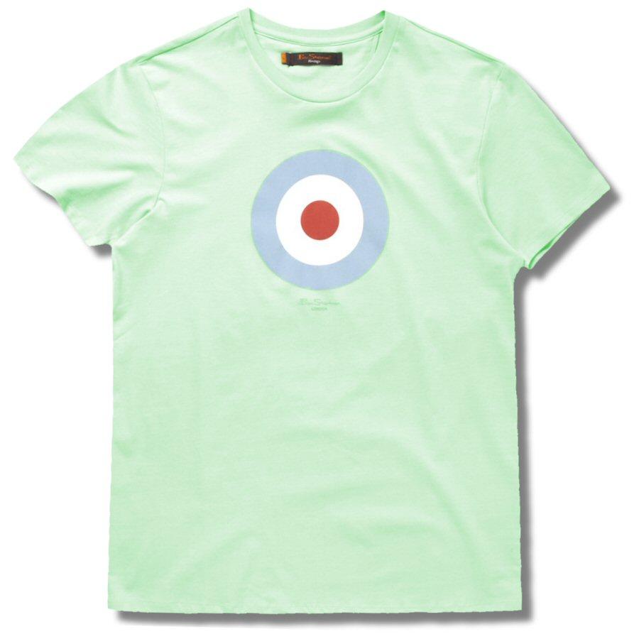 eb6accc4 Ben Sherman Spring / Summer Mod 60's Target Roundel T Shirt Mint 4XL  Thumbnail 1