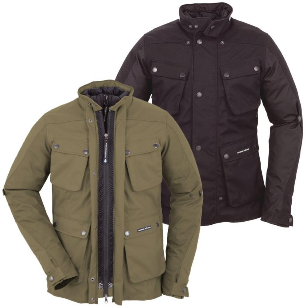 Tucano Urbano Armoured 3 in 1 Ventilated Giacca Trip All Weather Scooter Jacket
