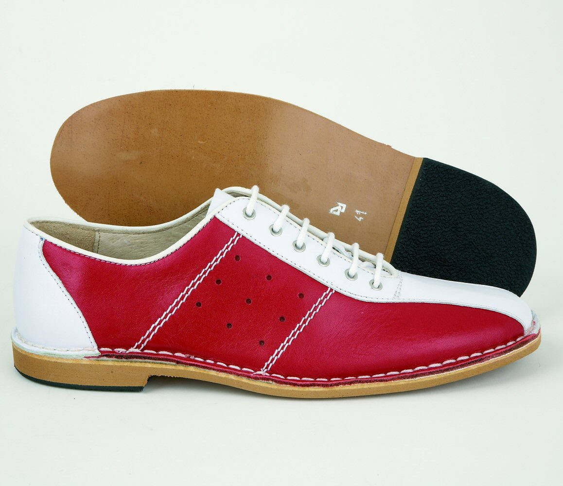 Delicious Junction Watts Leather Bowling Shoe