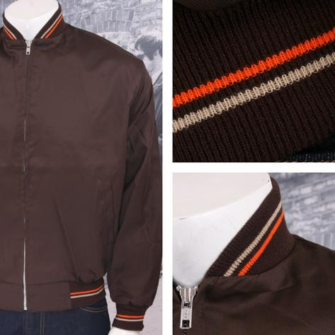 Relco Mod 60's Retro Skins Tipped Collar Monkey Jackets Thumbnail 7
