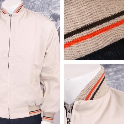 Relco Mod 60's Retro Skins Tipped Collar Monkey Jackets Thumbnail 6