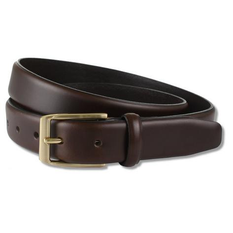 British Belt Company Made in England Premium Quality 3cm Italian Leather Belt Thumbnail 4