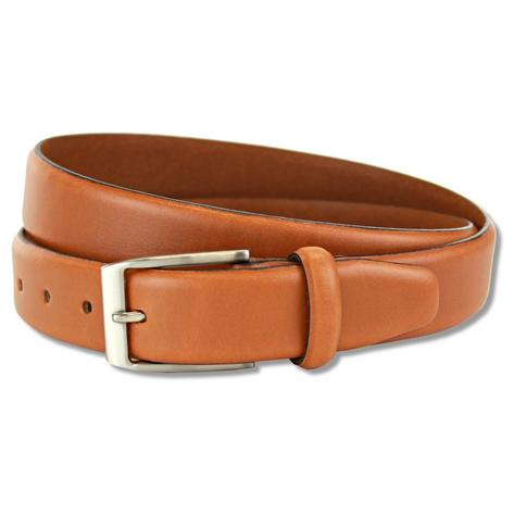 British Belt Company Made in England Premium Quality 3cm Italian Leather Belt Thumbnail 3