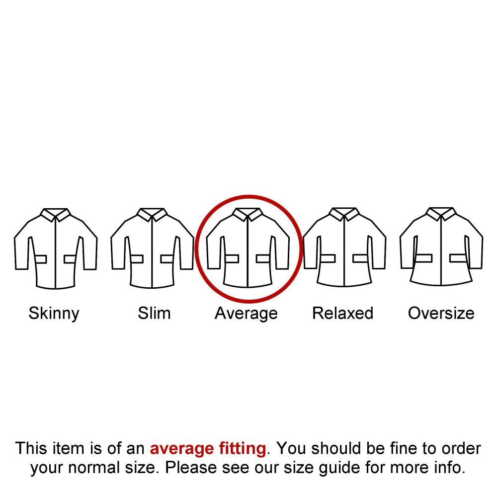 Size chart.