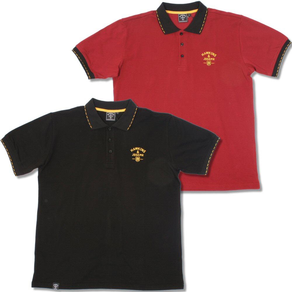 Hawkins /& Joseph ROOTS Polo Shirt Trojan Reggae Rude Boy British Subculture Ska