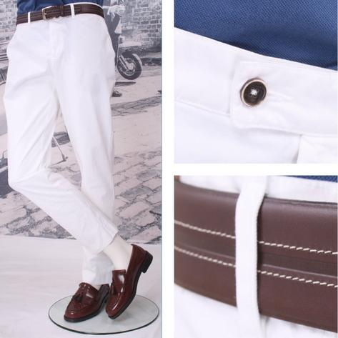 Gibson Cotton Chino Trousers Thumbnail 4