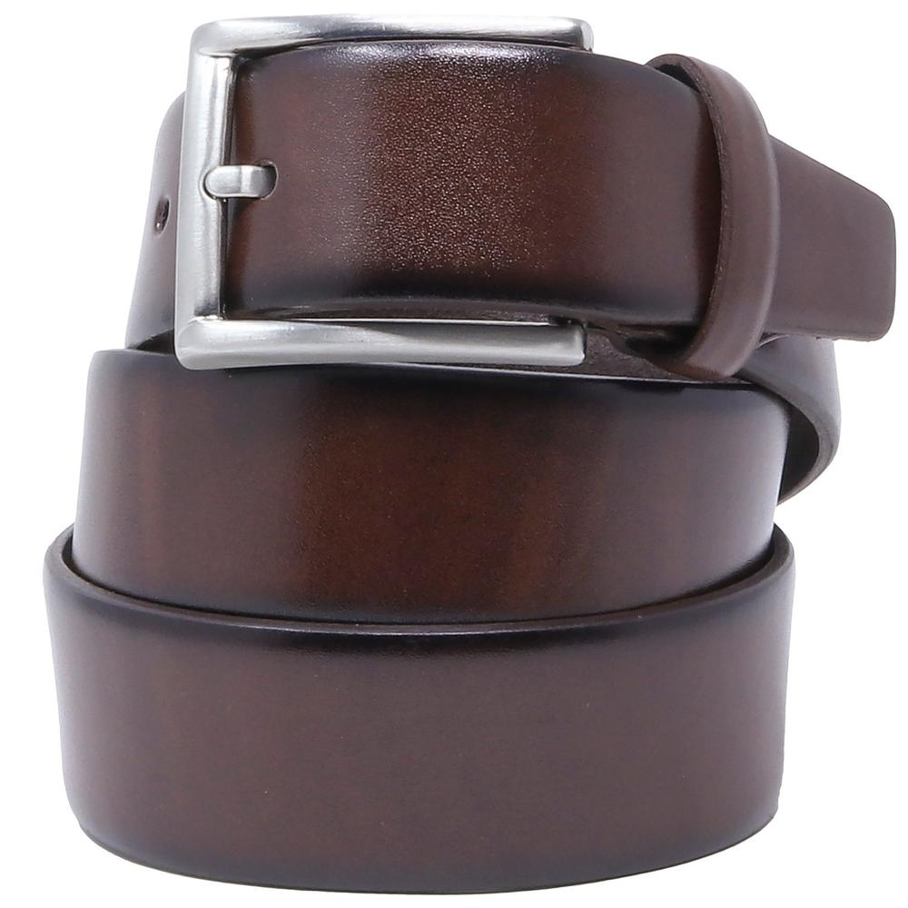 Monti Ledergurtel Premium Quality Leather Belt Brown