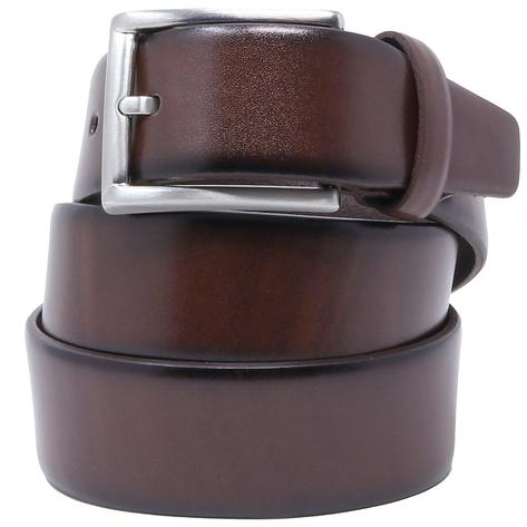 Monti Ledergurtel Premium Quality Leather Belt Brown Thumbnail 1