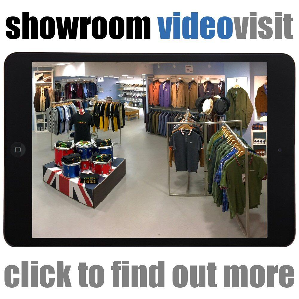 Visit Adaptor Clothing's Hertford Showroom Via Video Call (FIND OUT MORE!)