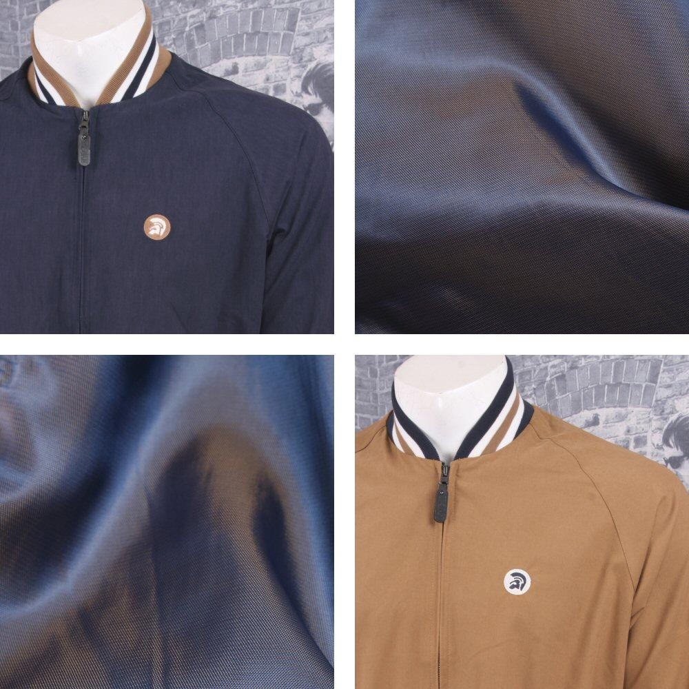 Trojan Records Mod Skin Retro Two Tone Tonic Lined Monkey Jacket