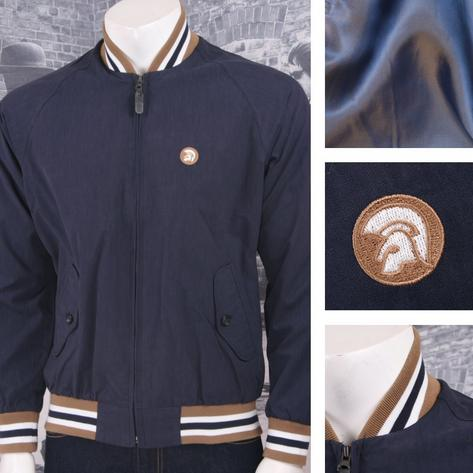 Trojan Records Mod Skin Retro Two Tone Tonic Lined Monkey Jacket Thumbnail 2