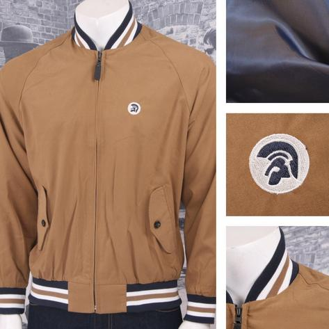 Trojan Records Mod Skin Retro Two Tone Tonic Lined Monkey Jacket Thumbnail 3