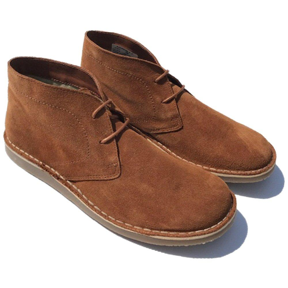 Delicious Junction Suede Desert Boot Crowley Ginger