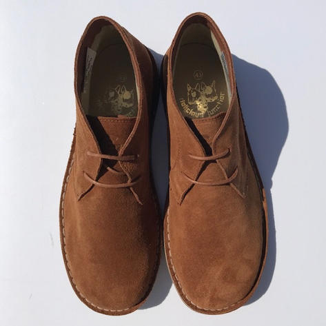 Delicious Junction Suede Desert Boot Crowley Ginger Thumbnail 2