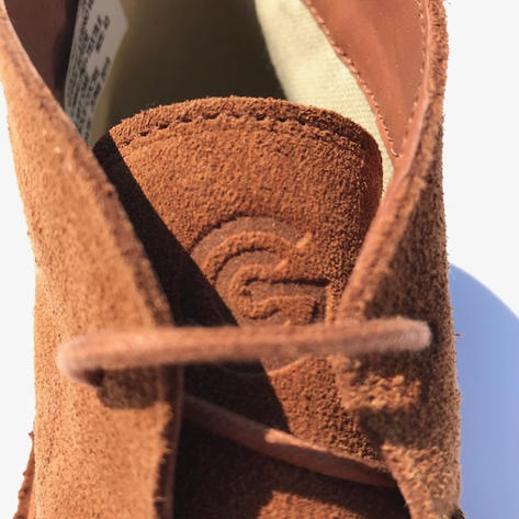 Delicious Junction Suede Desert Boot Crowley Ginger Thumbnail 3