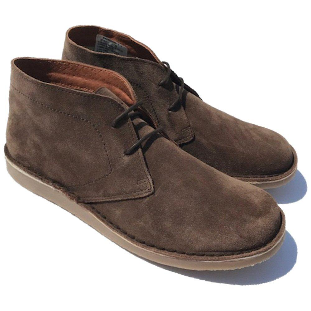 Delicious Junction Suede Desert Boot Crowley Chocolate