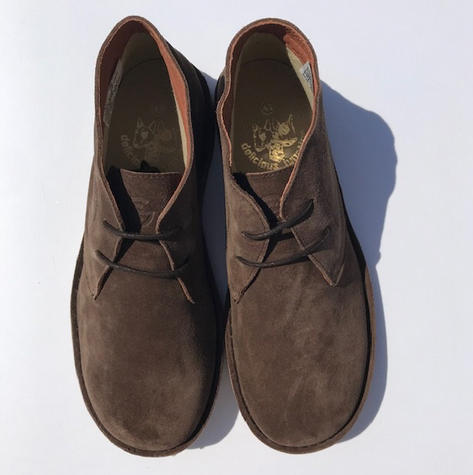 Delicious Junction Suede Desert Boot Crowley Chocolate Thumbnail 2