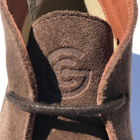Delicious Junction Suede Desert Boot Crowley Chocolate Thumbnail 3