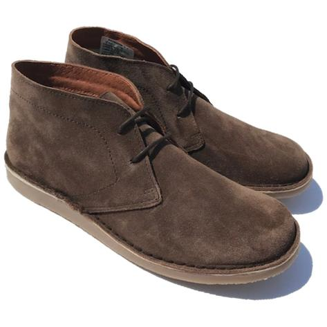 Delicious Junction Suede Desert Boot Crowley Chocolate Thumbnail 1