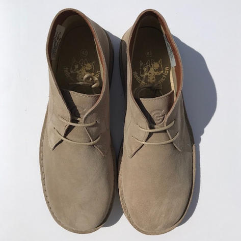 Delicious Junction Suede Desert Boot Crowley Beige Thumbnail 2