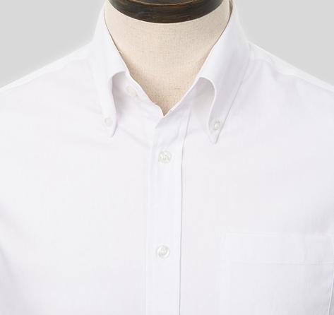 Art Gallery Mens Long Sleeve Cotton Oxford Shirt Thumbnail 1