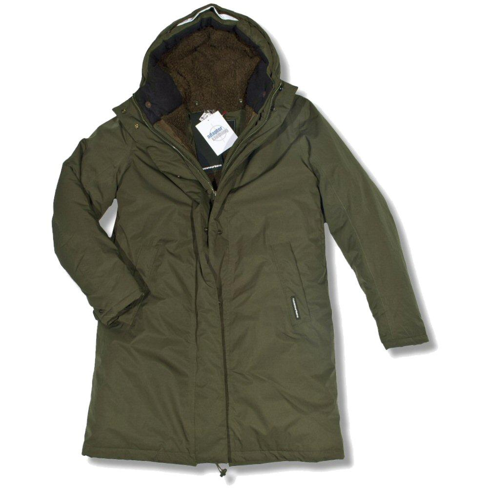 Tucano Urbano Armoured Womens 3/4 Length Fleece Lined All Weather Hooded Scooter