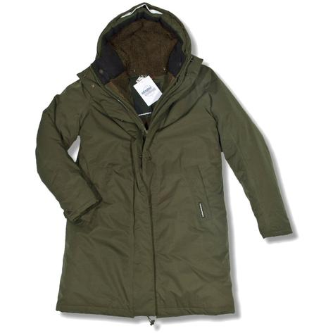 Tucano Urbano Armoured Womens 3/4 Length Fleece Lined All Weather Hooded Scooter Thumbnail 1