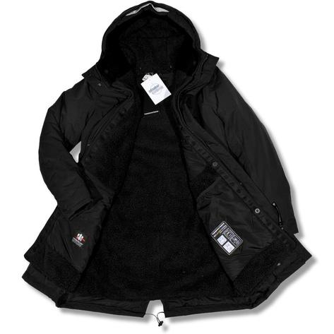 Tucano Urbano Armoured Womens 3/4 Length Fleece Lined All Weather Hooded Scooter Thumbnail 2