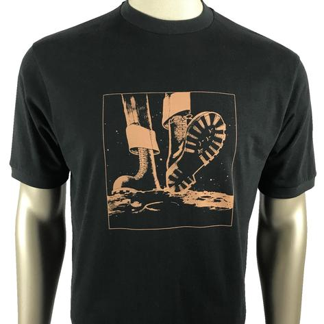 Trojan Records Skinhead Moonstomp T-Shirt Black Thumbnail 1