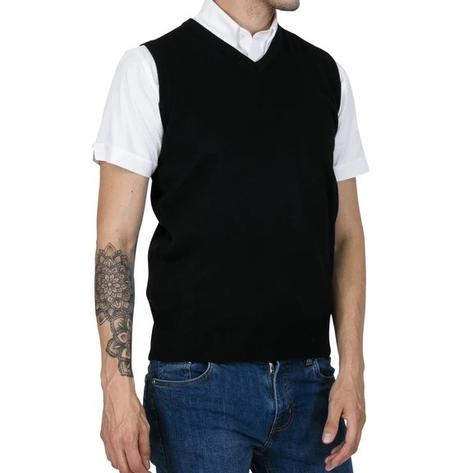 Relco Tank Top Black Thumbnail 2