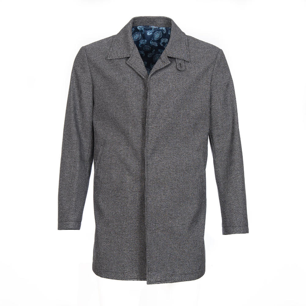 Skopes Kelston Puppytooth Fly Front Coat