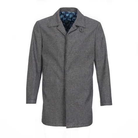 Skopes Kelston Puppytooth Fly Front Coat Thumbnail 1