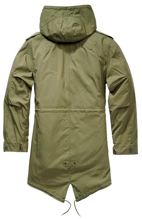Repro US Army M-51 Fishtail Parka Olive Thumbnail 2