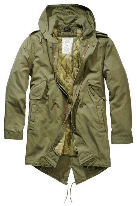 Repro US Army M-51 Fishtail Parka Olive Thumbnail 1