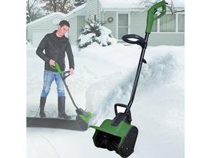 Snow Blower Electric 1300w Snow Go Pathway Clearer Snow Thrower Lightweight Preview