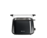 View Item Hotpoint TT22MDBK0 2 Slice Toaster Variable Browning 850w Black Finish