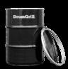 View Item Drumgrill Big Oil Barrel Charcoal Barbeque BBQ - Genuine DrumGrill