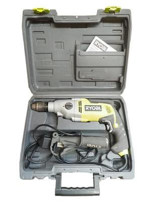 Ryobi EID11002RV 2 Speed Percussion Hammer Drill 1100W Preview